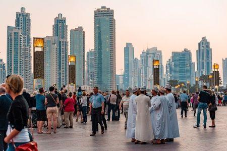 dubai centrum - Arabisch leren