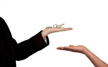 sleutels eigen huis